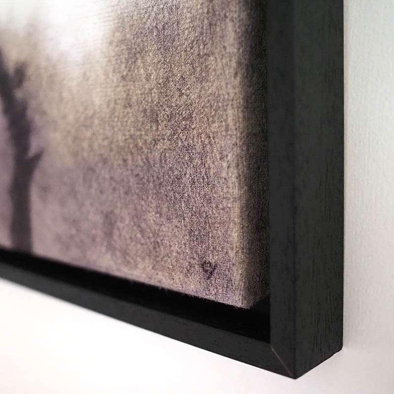 Original framed kestrel corner